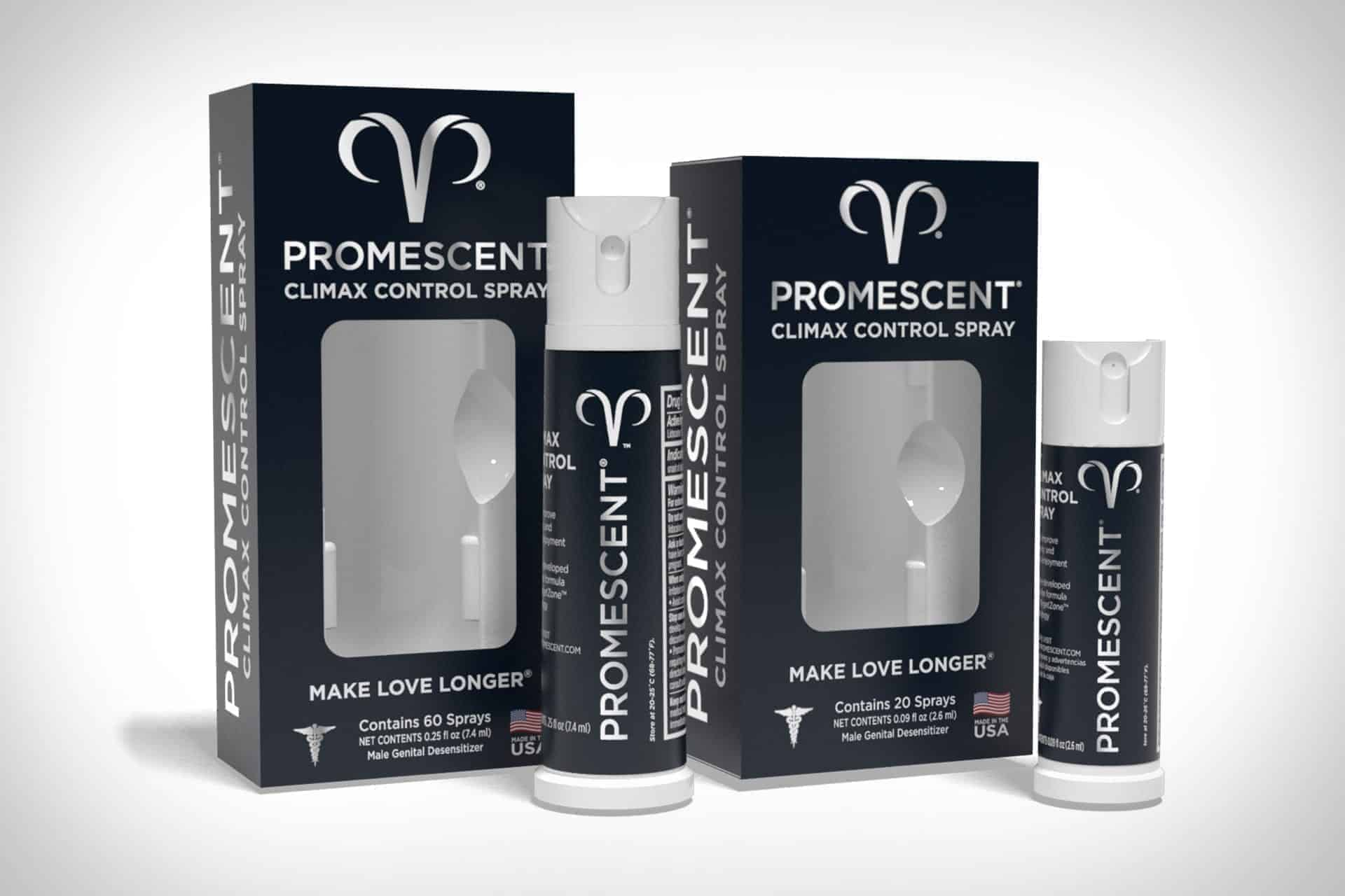 Promescent Spray